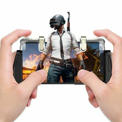 Black for Android iOS Phone GameSir F2 Firestick Grip PUBG Mobile Game Gamepad