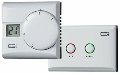 Esi Wireless Central Heating Electronic Room Thermostat Digital Rf Stat