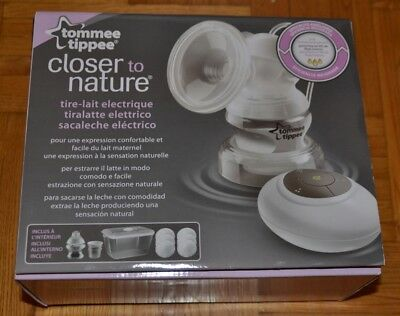 Tire lait Tommee Tippee nomade simple tirage, closer to nature, neuf dans boite
