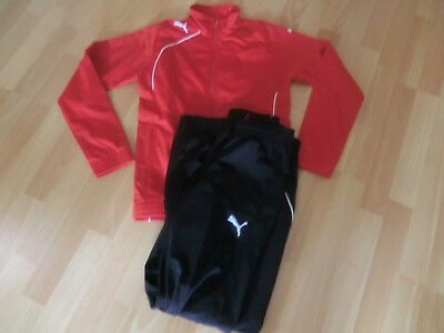 Puma Jogginganzug Gr.152 Girls