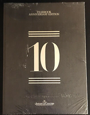 Jaeger-LeCoultre Yearbook TEN Anniversary Edition 2016 Grossformat NEU! TOP!