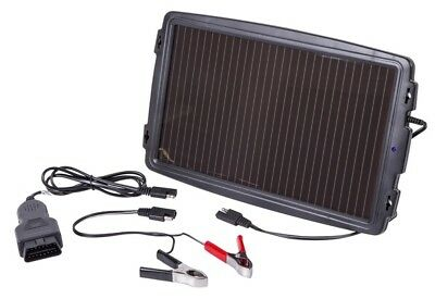 Solar Panel Car Battery Charger 5060114614185