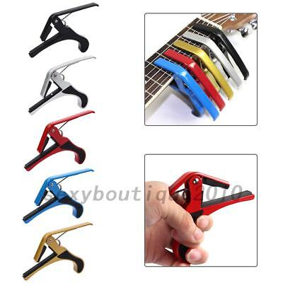 Genuine Tiger Trigger Capo for Electric and Acoustic Guitar UK