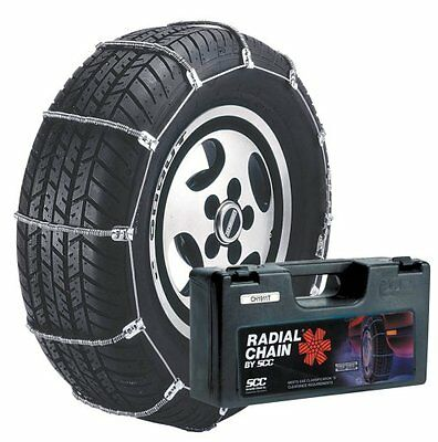 Security Chain Company SC1018 Radial Cable Traction Tire Chain