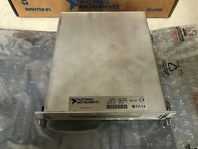 National Instruments SCXI-1102C Voltage Input Module for SCXI Platform