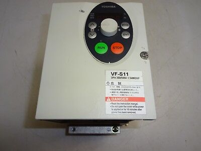 Toshiba Vfs11-4015Pl-Wn(3A) Variable Frequency Drive