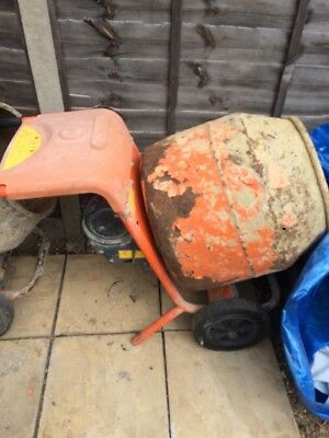 Belle Minimix 150 Cement Mixer 240v no stand
