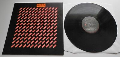 Orchestral Manoeuvres In The Dark UK 1980 Dindisc 1st Press LP