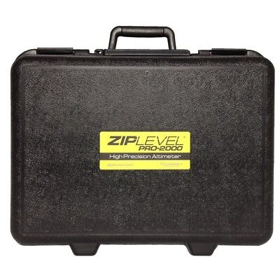 Ziplevel Standard Duty 19.2 in. Shipping Tool Storage Case Foam Plastic Black