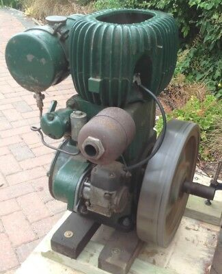 Wolseley Stationary Engine