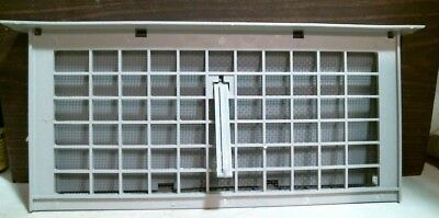 Witten 322GR Automatic Vent Company Foundation Vent with Damper, FS
