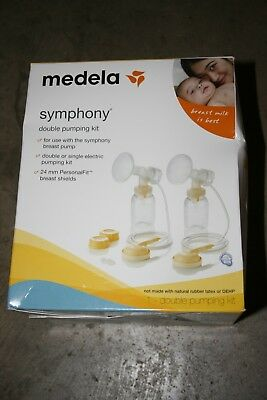 Medela Symphony Double Pumping System -bad box