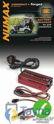 Numax Golf Batterie Charger 12V 4A