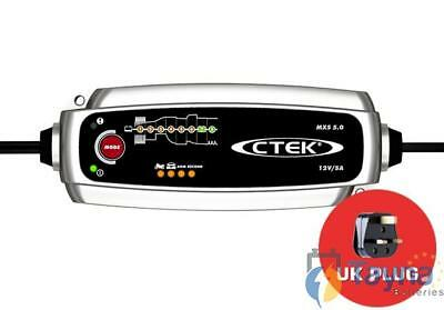 CTEK MXS 5.0 12V Charger and Conditioner MULTI XS 5.0