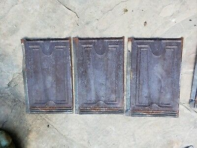Vintage Embossed Roofing Tiles