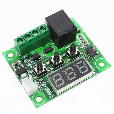 Digital Thermostat Temperature Control Switch W1209 Sensor Module DC12V -50-110℃