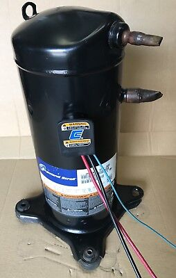 Copeland scroll compressor 4 ton / R-22, R-407C     3 PHASE 460 VOLTS