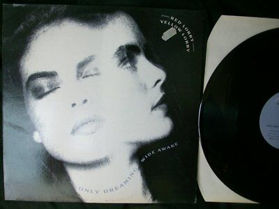 """Red Lorry Yellow Lorry """"Only Dreaming (Wide Awake)"""" 12"""" Single 1988 UK-Press"""