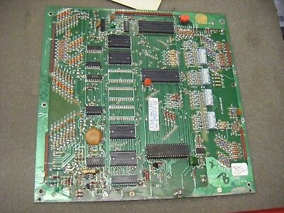 Bally -35  Pinball Mpu For Parts Or Repair