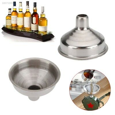 Creative Bracelet Hip Flask Funnel Kit Container Liquor Whiskey Outdoor BCF0