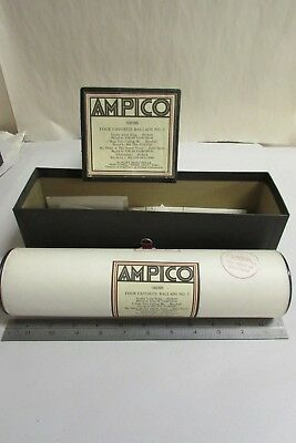 Vintage Ampico Piano Music Roll # 100395 Four Favorite Ballads No.3 With Box