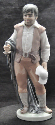 VTG Lladro #6633 Sancho Panza Figurine - Retired