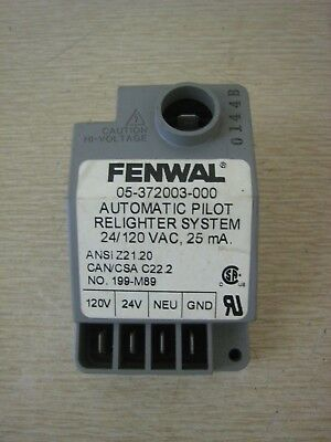 AO Smith Fenwal 05-372003-000 99041 Water Heater Ignition Control Board Module