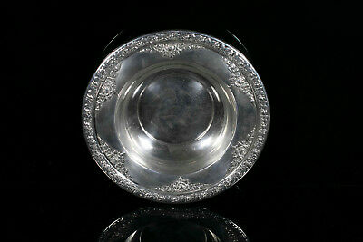 "Normandie Sterling Silver Plate Deep. Marked.""Excellent"""