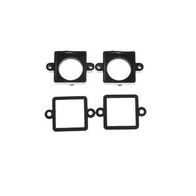 M12x P0.5 small Camera Lens Metal Mount with Gasket LX