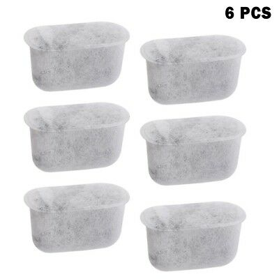 6 Pcs Charcoal Water Filters for Breville Coffee Machine Water Dispenser Kettle