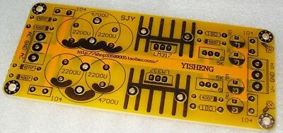 LM317 LM337 Dual Power Supply Adjustable Power Supply Board PCB