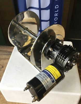 Muir Drum Anchor Winch DW912 900W **Run Out Special**