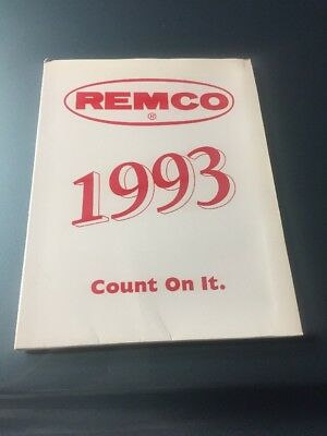 1994 Remco Toy Catalog Switch Blade Bitbots TMNT