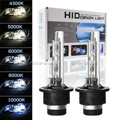 35W D2S Xenon HID Replacement For Osram or Philips Headlight Bulbs For Infiniti