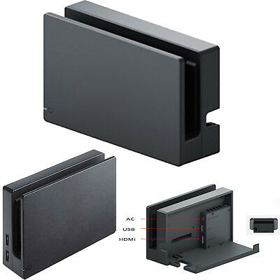 Replacement Charging HDMI Dock Station for Nintendo Switch console Original