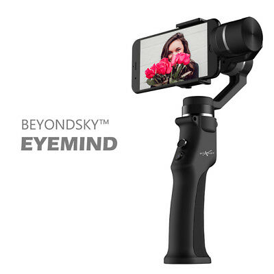 Eyemind 3-Axis Handheld Mobile Phone Gimbal Stabilizer for iphone Huawei Xiaomi