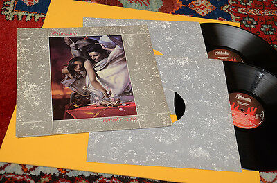 Renato Zero 2Lp Prometeo 1° Stampa Originale 1991 Ex+ Top Collectors !! Gatefold