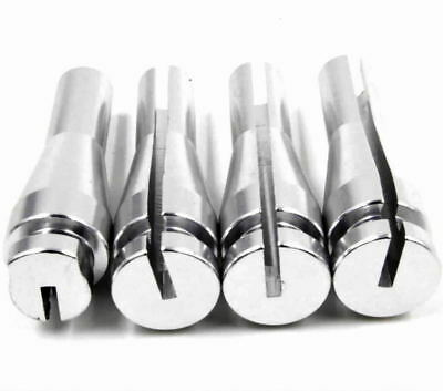 4Pcs Door Cable Repair Kit For Ford F-series Latch Lock Handle Billet Aluminum