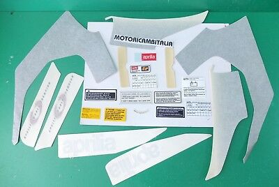 Aprilia Sr50 Sr 50 Stealth 98 Adesivi Carene Sticker Fairing Decal Stickers