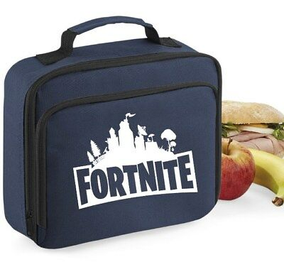 Personalised Fortnite Sandwich Lunch Bag Box School Battle Royale Xbox PS4  game
