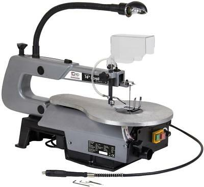 406mm Scroll Saw with Flexi-Drive Shaft 230V - 01947