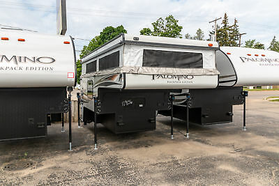 New Palomino Backpack Ss1251 1/2 Ton Sb Pop Up Truck Camper Rugged Construction