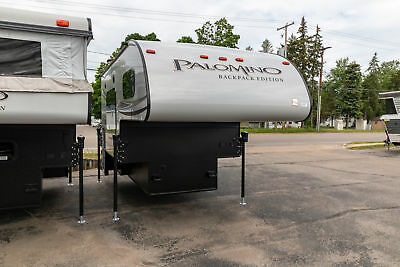 New Backpack HS6601 Long or Short Box Slide In CAMP OFF THE TRUCK Truck Camper