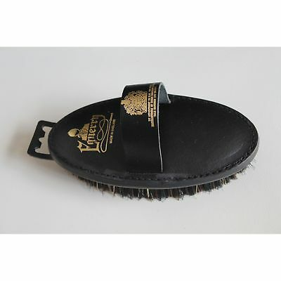 Equerry Mexican Fibre Leather Body Brush (TL1538)