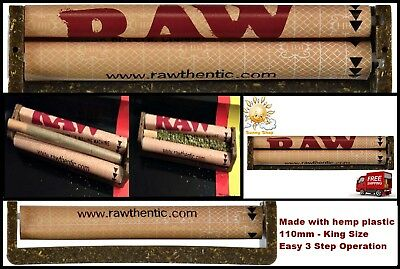 Joint Roller Machine Size 110mm Blunt Fast Cigar Rolling Cigarette Weed Raw King