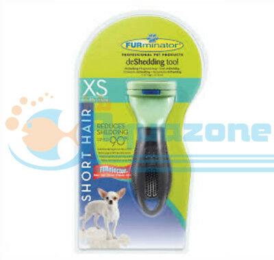 Furminator Deshedding Tool For Xs Dogs With Short Hair
