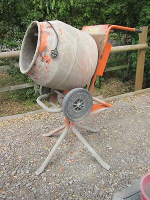used electric cement mixer Belle mini 150