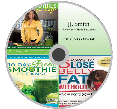 10 Day Green Smoothie Cleanse Lose Up To 15 Pounds By Jj Smith On