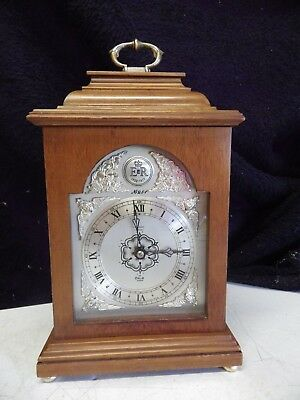 Elliott Silver Jubilee Mantle Clock 1977 No.251 Of 500 ever made rare item