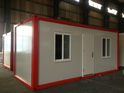 4 UNIT Shipping Container Custom Home Modern Modular MUST SEE!